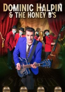 Dominic Halpin and the Honey Bs
